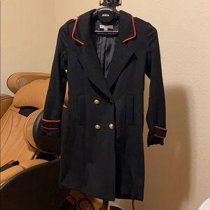 NY&C Military Coat